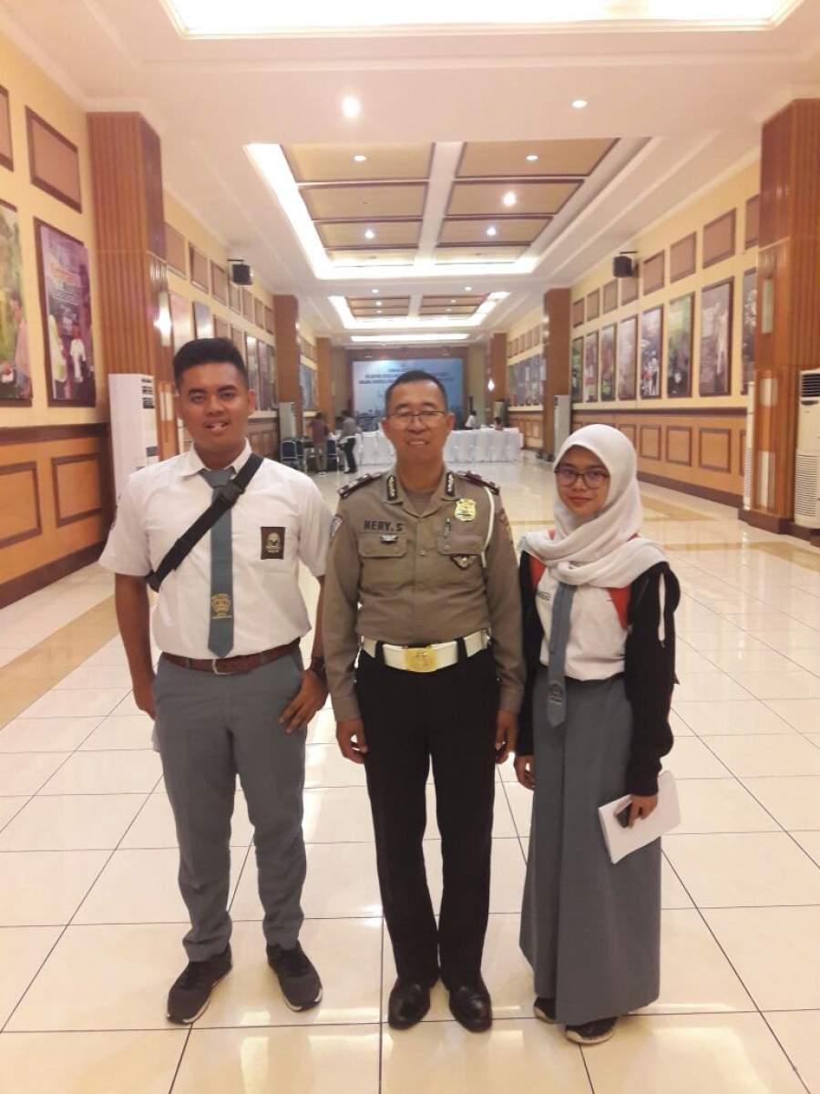 Duta Lalin Tangsel Terbaik se Polda Metro Jaya