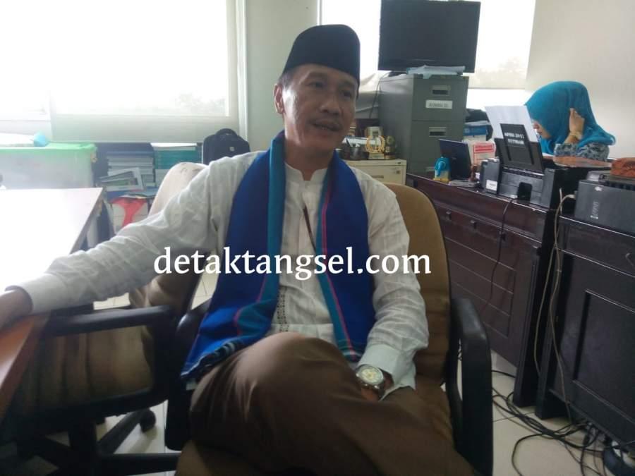DPRD Tangsel Godok Raperda Penyelenggara Haji, Transportasi Jamaah Dibiayai APBD