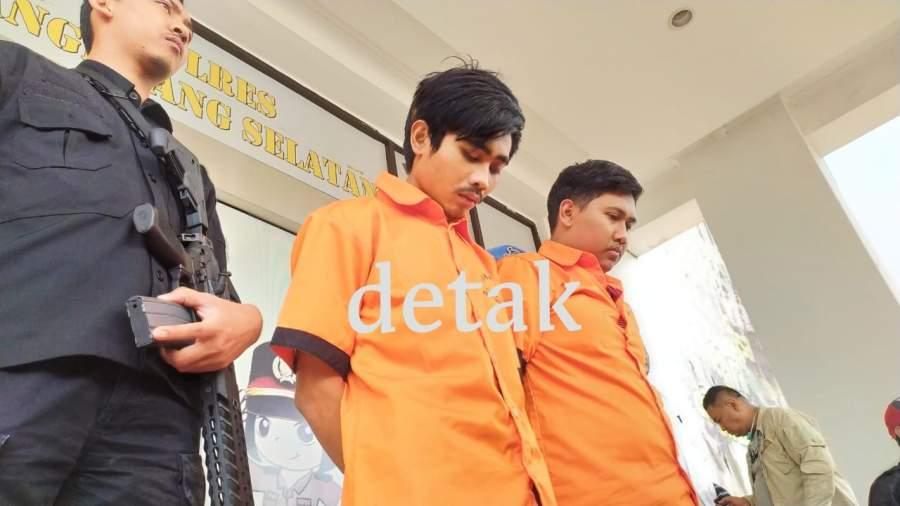 Gasak Uang Rp 50 Juta, Mantan Karyawan Indomaret di Tangkap Polisi