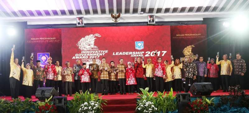 Tangsel Raih Innovative Government Award 2017