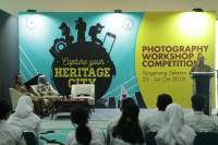 Dindikbud Gelar Photography Workshop & Competition