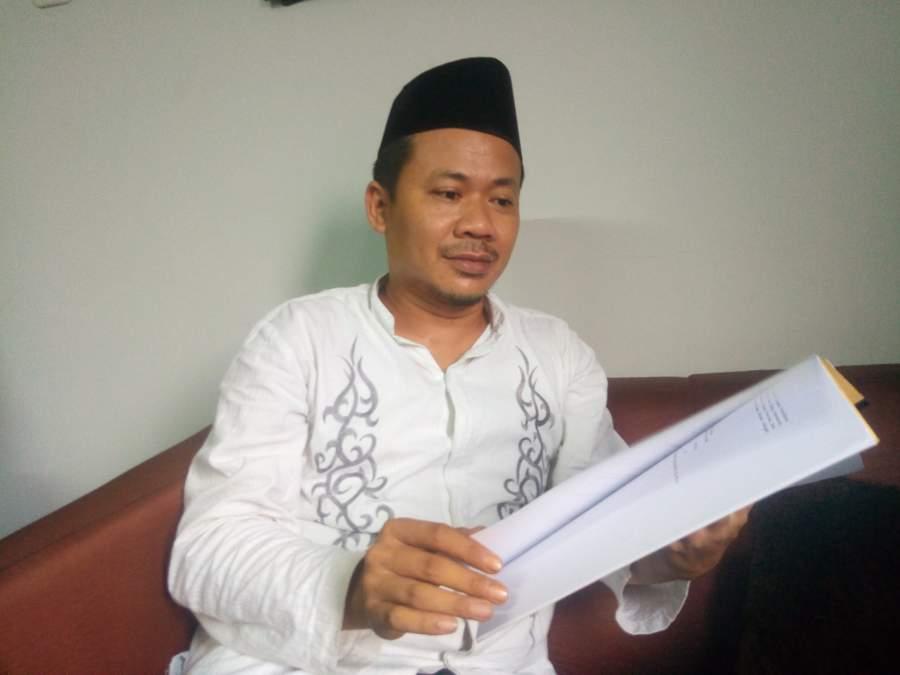 Anggota Bawaslu Tangsel, Ahmad Jajuli