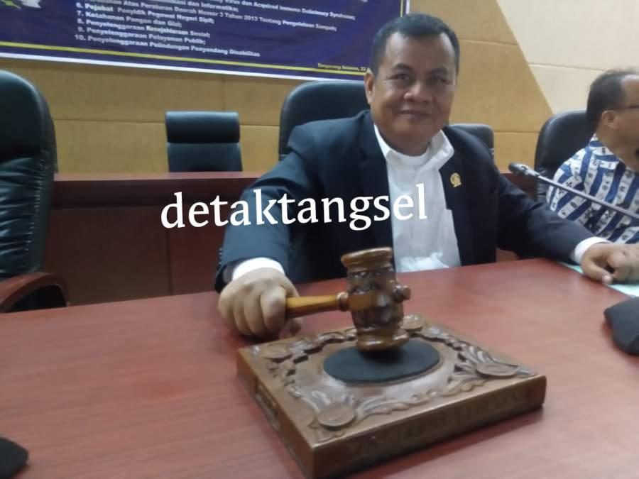 Tok, DPRD Dan Pemkot Tangsel Sepakat APBD-P 2019 Rp 3,8 Trilun