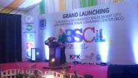 Airin Launching E-Government Pemkot Binjai