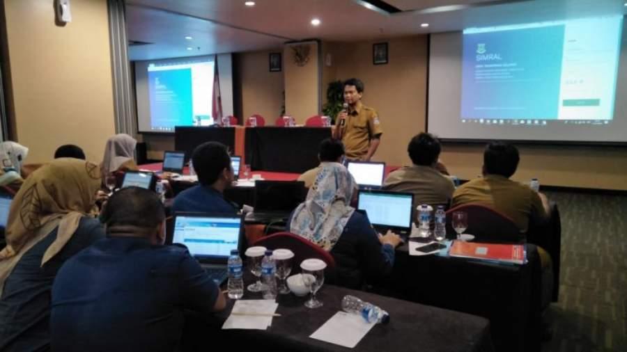 BPKAD Tangsel Gelar Workshop Penyusunan Laporan Keuangan