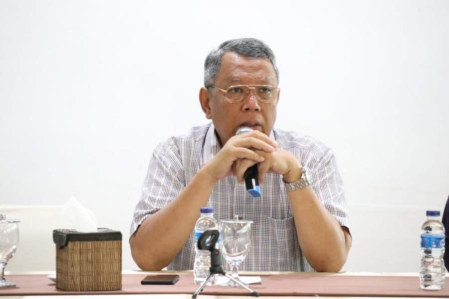 Benyamin Ingatkan Hasil LPPD Jadi Acuan APBD