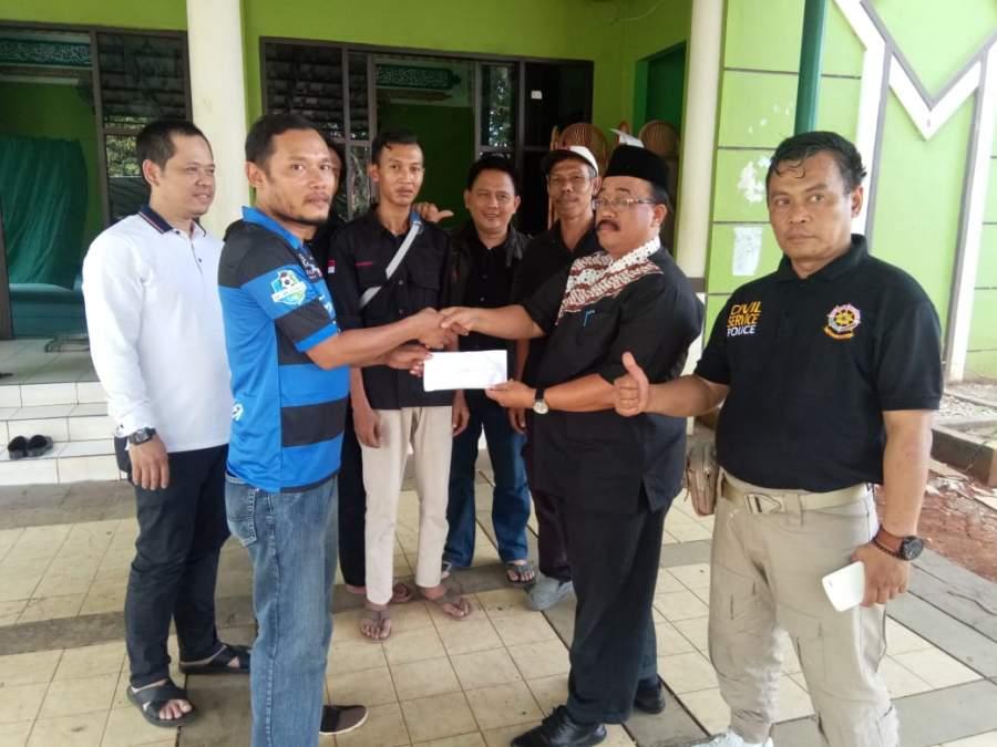 Terkumpul Rp 130 Juta, Warga Pondok Aren Galang Dana Untuk Palu Dan Donggala