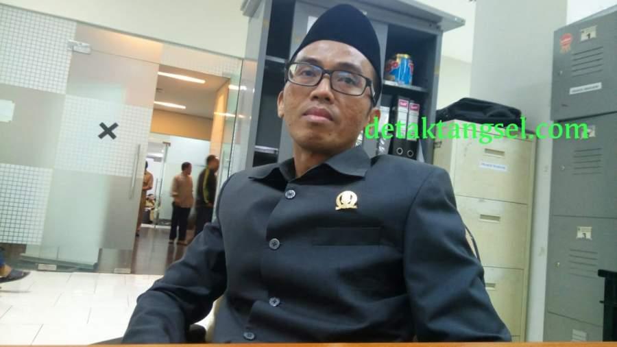 Ketua DPC PKB Tangsel, Tarmizi.