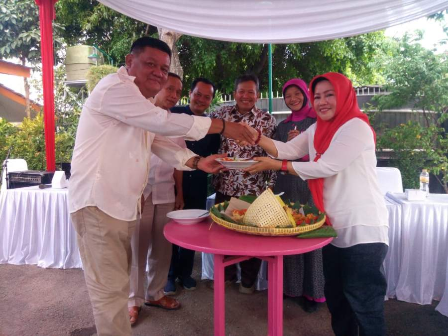 Launching Koperasi Bandoel Selatan Mandiri di Pamulang.