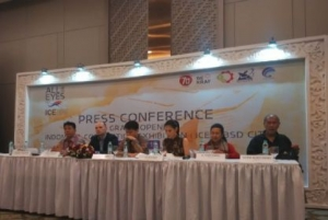 Sinar Mas Land Dan Kompas Gramedia Group Gelar 'ALL EYES TO ICE'