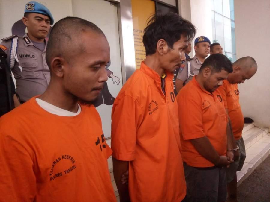 Empat Orang BNN Gadungan Digulung Polisi, Dua Masuk DPO