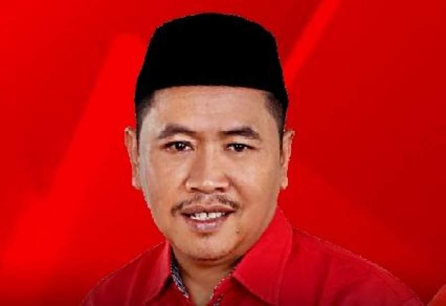 Sekretaris PDI Perjuangan Kota Tangsel, M Toha