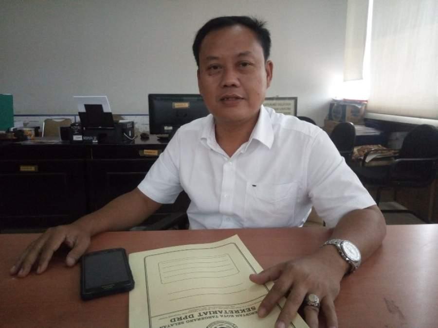 Ketua DPC PPP Kota Tangsel, Eeng Sulaeman.