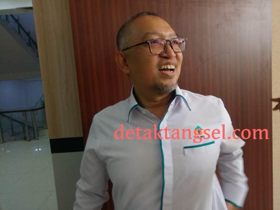 Direstui Ortu dan Partai, Ruhamaben Siap Maju di Pilkada Tangsel