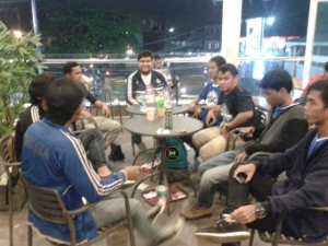 Komunitas Chelsea Indonesia Supporters Club (CISC) Tangsel