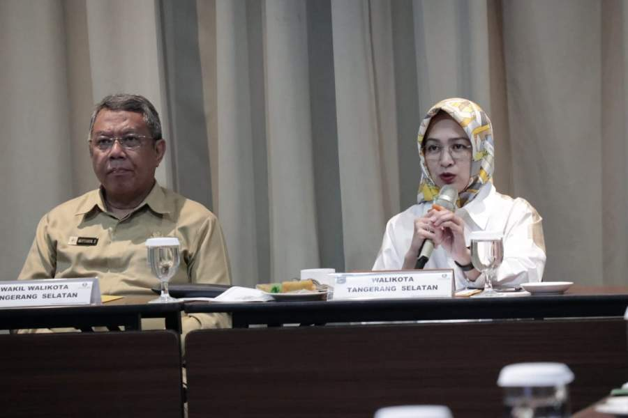 BI Banten : Nilai Inflasi Tangsel dibawah Provinsi Banten