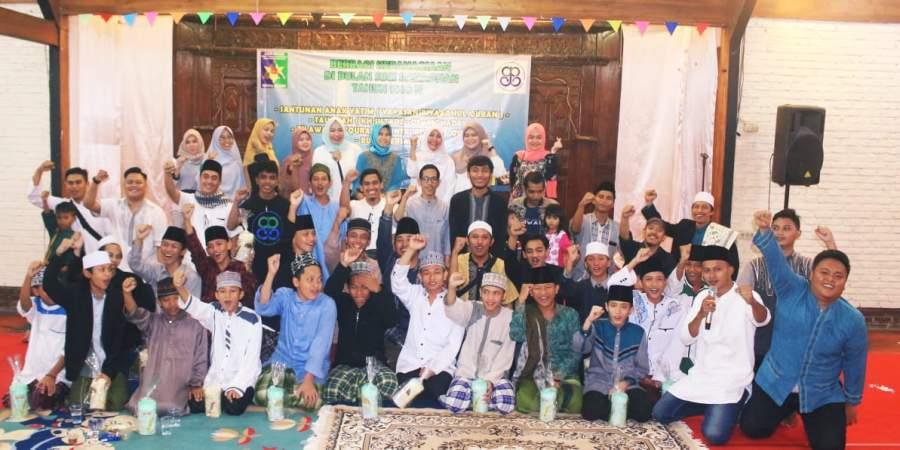 Bangun Sinergi Antar Pemuda, GEMPITA dan GPB Selenggarakan Bukber dan Santunan Yatim