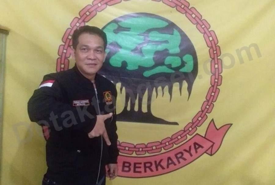 Wakil Ketua Bidang Insfrastruktur DPD Partai Berkarya Kota Tangsel Firman