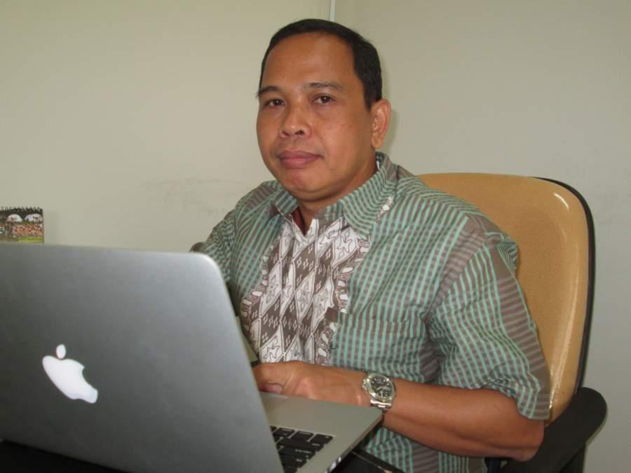 Wakil Ketua DPRD Kota Tangsel Taufik MA