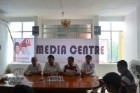 Press Conference Tim Pemenangan Merah-Putih