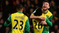 Norwich Permalukan Tottenham Di Carrow Road