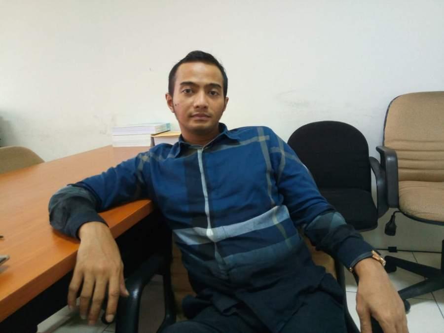 Ketua Desk Pilkada Gerindra Kota Tangsel, Ahmad Syawqi.