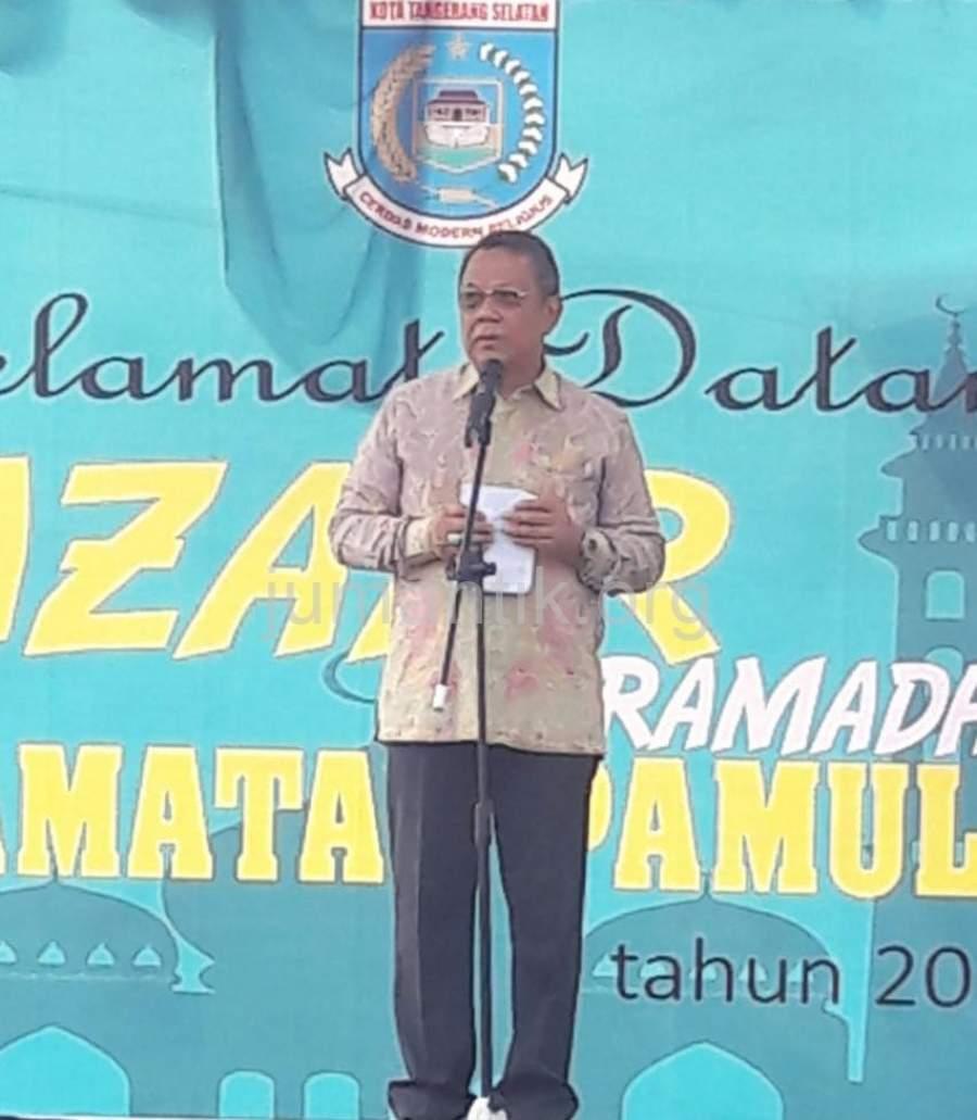 Pamulang Bisa, Oktober 2018 Kecamatan Pamulang Ditarget Bebas Jentik Nyamuk DBD