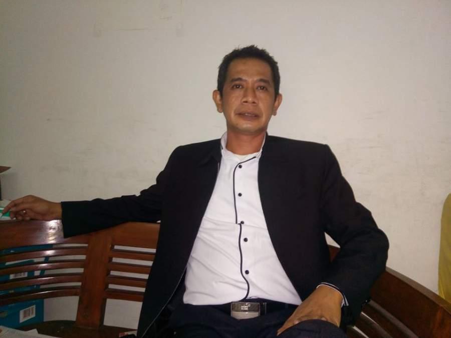 Ketua Bapemperda DPRD Kota Tangsel Drajat Sumarsono