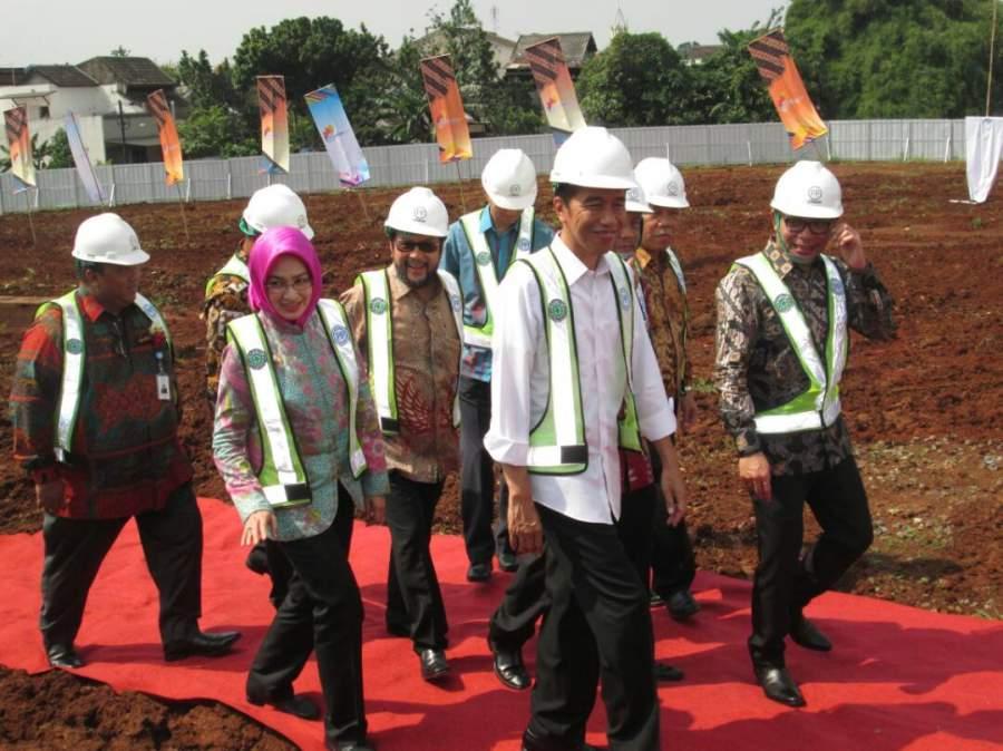 Pemerintah Siapkan 6000 Rumah Untuk Buruh