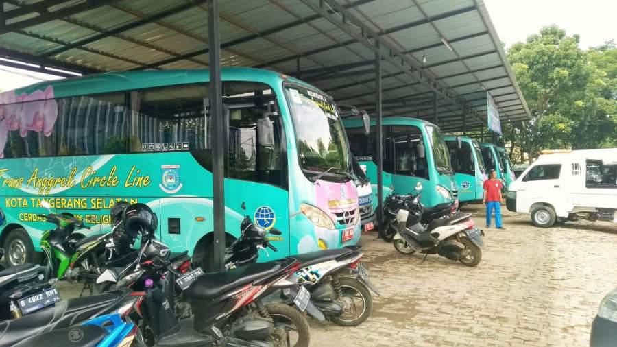 Jauh Panggang Dari Api, Bus Trans Anggrek Alih Fungsi Jadi Angkutan Pegawai