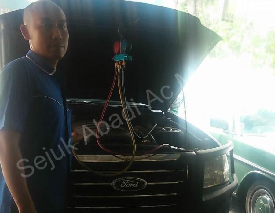 Sejuk Abadi AC Mobil