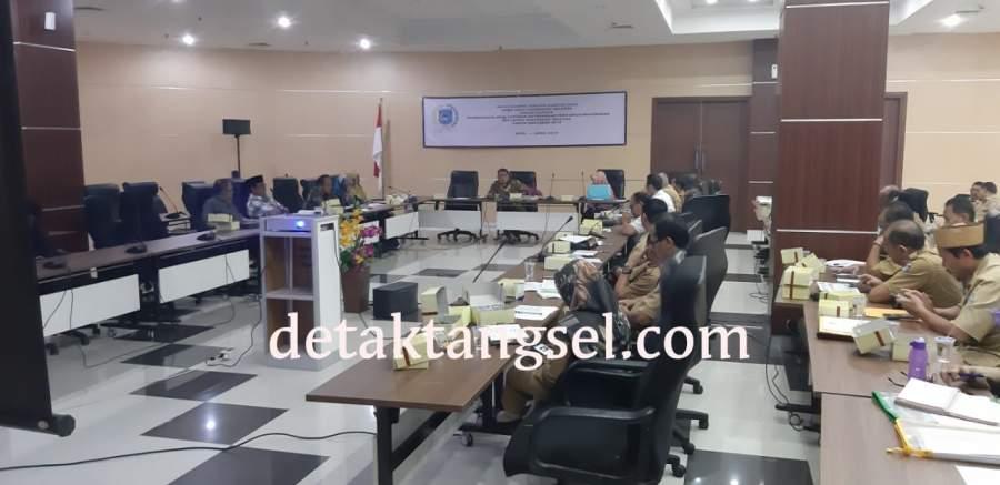 Bahas LKPj Walikota, Tiga OPD Dapat Catatan Krusial DPRD Tangsel
