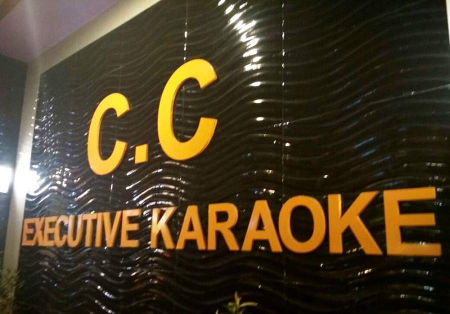 Karaoke di Ruko Boulevard BSD, Serpong.
