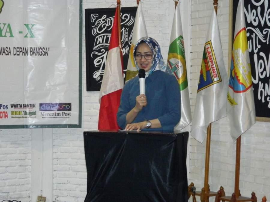 Ini Pesan Wali Kota Tangsel Dalam Mubes DPP Kamsri X