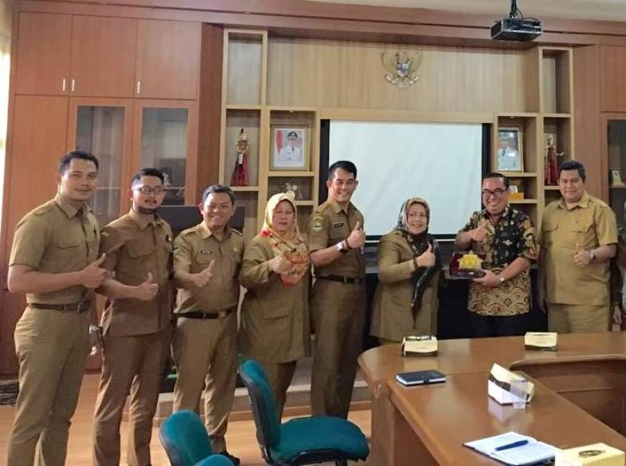 Persiapkan Raperda Kepemudaan, DPRD Studynya Banding ke Kabupaten Bandung