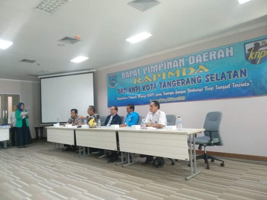 Haluan DPD KNPI Kota Tangsel Dipertanyakan