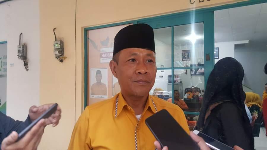 Ketua Partai Hanura dan Penjaringan Bawalkot Kota Tangsel Amar
