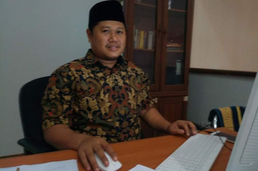 Anggota KPU Kota Tangsel, Achmad Mudjahid Zein