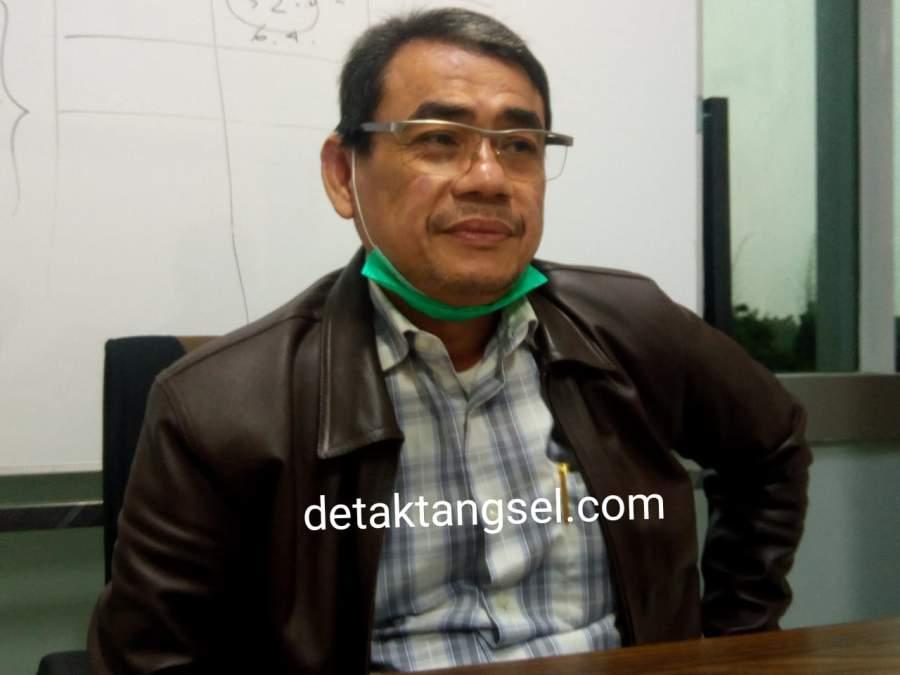 Ketua Komisi II DPRD Tangsel Sukarya