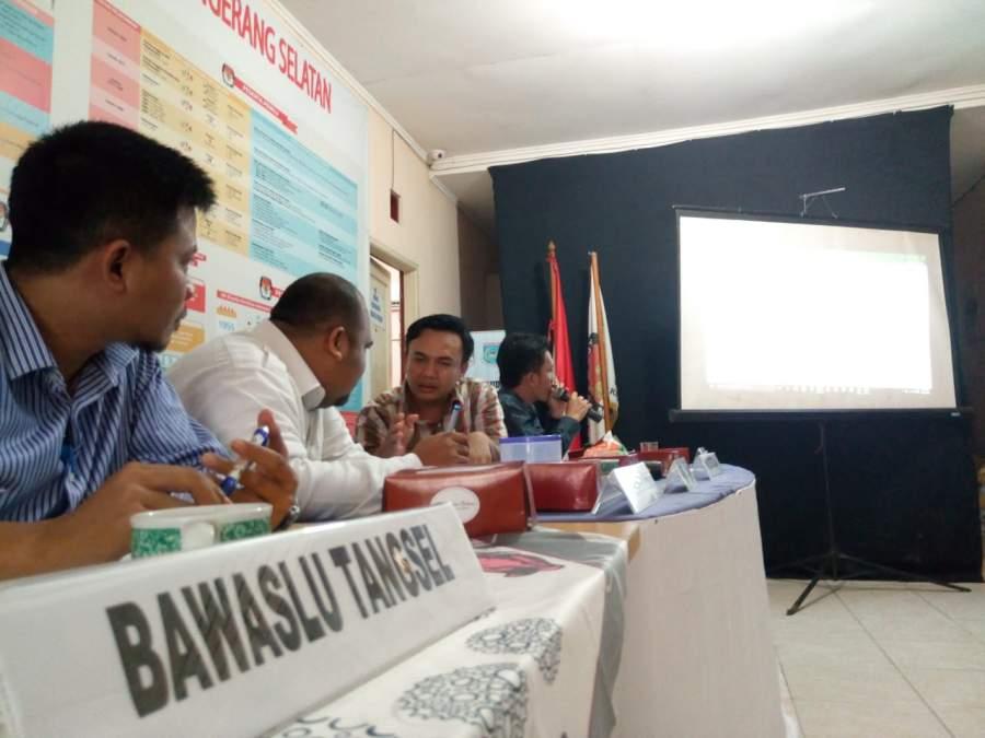 DPTHP Ke Dua Digelar, Pemilih Di Tangsel Bertambah Jadi952.846 Orang