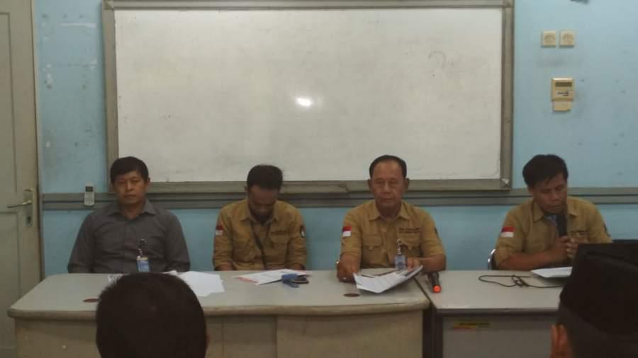 Rapat Pleno Hasil Pemilu Serentak 2019 Wilayah PPK Pamulang Resmi Dibuka