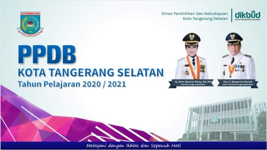 Dindikbud Tangsel Siap Laksanakan PPDB 2020