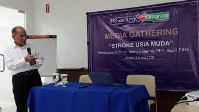 Stroke in Young Patient : Heart and Brain Relationship (Stroke pada Usia Muda)